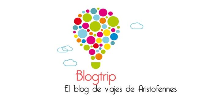 Logo de Blogtrip el blog de viajes de Aristofennes