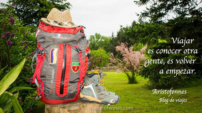 Mi mochila de viajes - Blogtrip blog de viajes