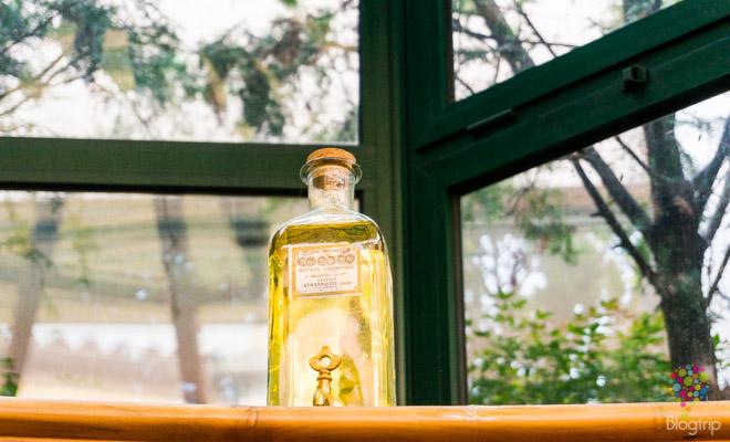 Perfume francés ciudad de Grasse sur de Francia