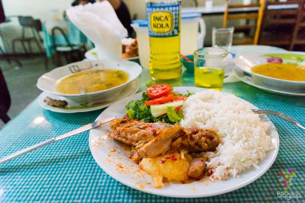 Qué comer en Perú? cocina peruana popular