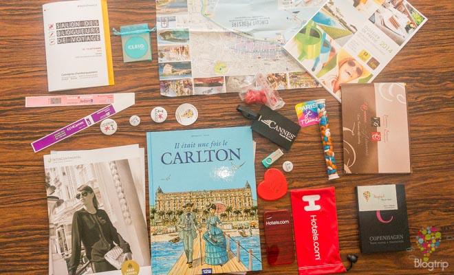 Souvenirs del salón de bloggers viaje francófonos