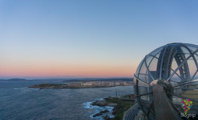 Teleférico y mirador de San Pedro La Coruña