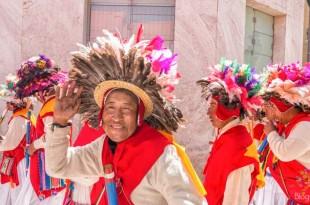 Tradiciones, color y fiesta de la virgen de la Candelaria Puno
