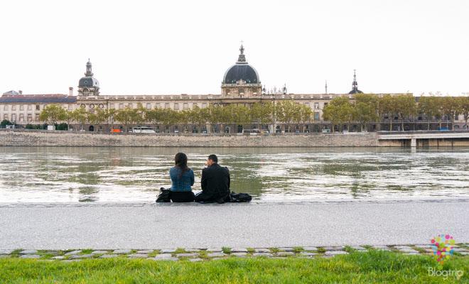 Viajar es como enamorarse! Lyon Francia