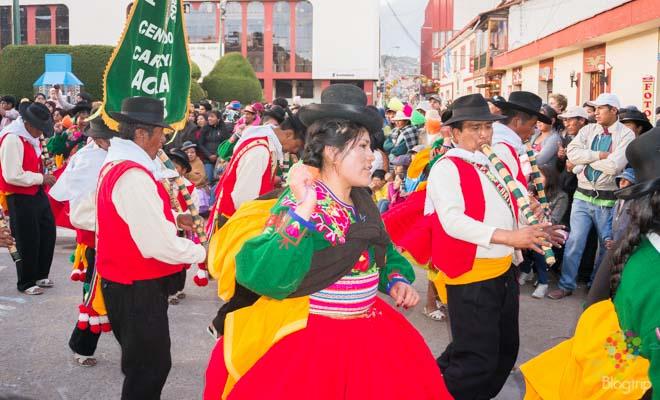 Viajar por Perú y vivir su folklore y la cultura