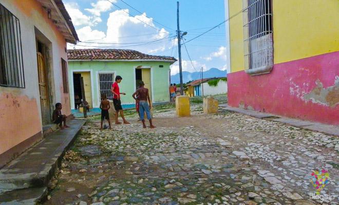 Viaje a la ciudad de Trinidad en Cuba