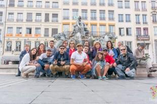 Viaje a Lyon Francia encuentro de viajeros