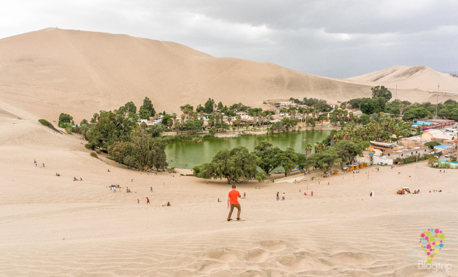 Photo of Huacachina Perú : viajar a Ica, entre oasis y desierto
