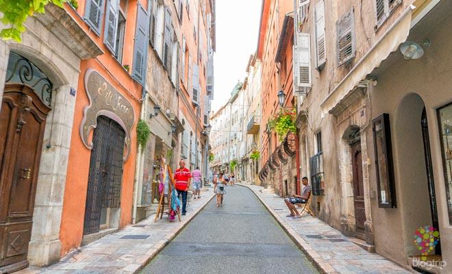 Viaje y visita a la ciudad de Grasse, Provenza en Francia