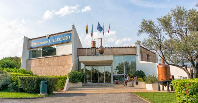 Visita del museo Galimard en Grasse Francia