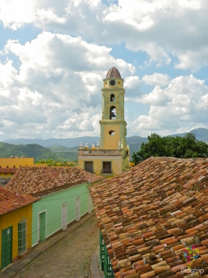 Visitar la ciudad de Trinidad en Cuba
