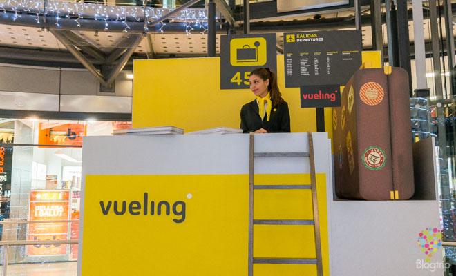 Vuelo a la Coruña con Vueling