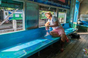 Cambio de Aristofennes, Yangon Myanmar, blogtrip blog de viajes