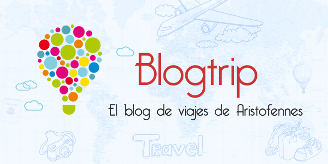 Cambio de dominio sitio web - Blogtrip blog de viajes