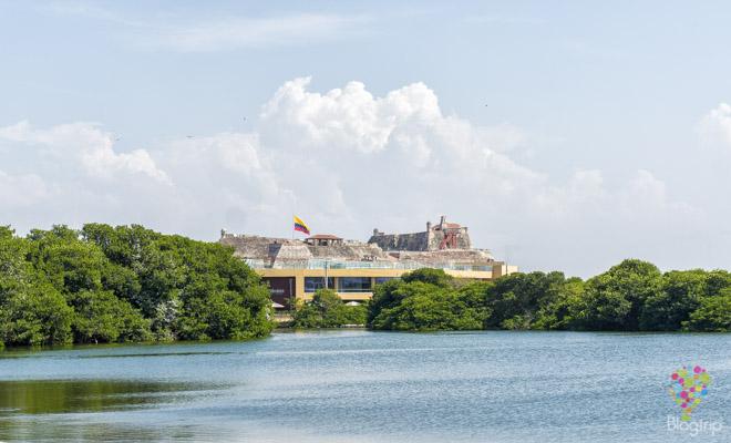 Castillo de San Felipe de Barajas, Cartagena Colombia