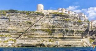 Escalera del rey de Aragón, Bonifacio y la escalera al cielo