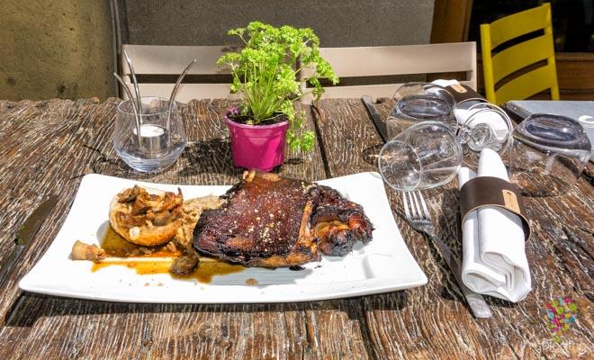 Gastronomía y cocina típica de Córcega en Bonifacio