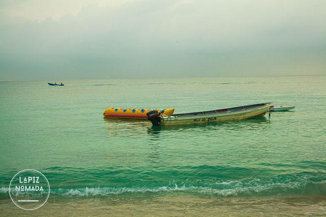 Viaje a las Islas de Barú, playa blanca
