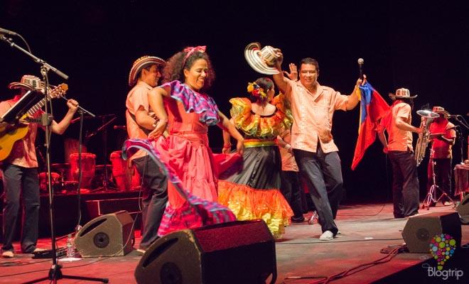 Música, danzas y folklore de Colombia
