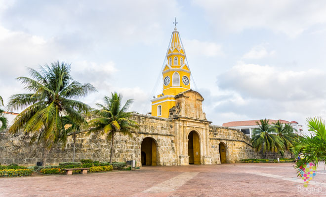 Photo of Por las calles de Cartagena de Indias en Colombia