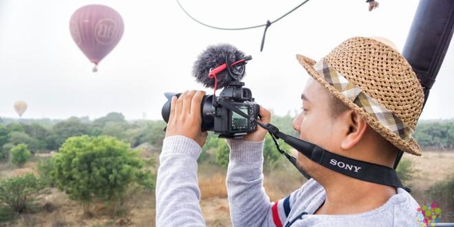 Vidéos de viaje - vlogger viajero, Sony A7rii