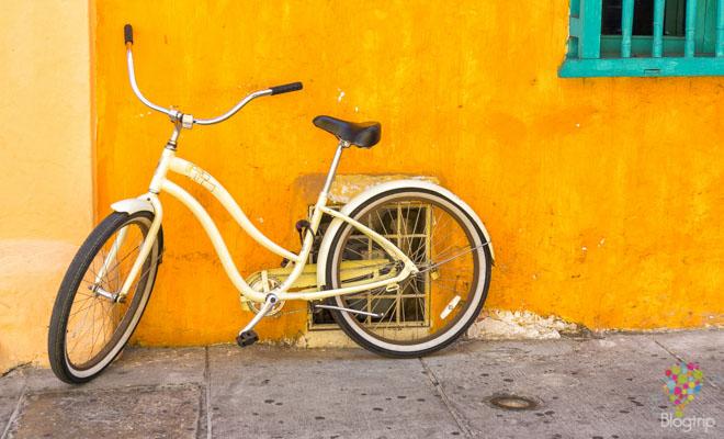 Visitar los colores de Cartagena de Indias Colombia