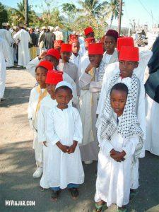 Diversidad religiosa, encuentro con el islam en islas Comores