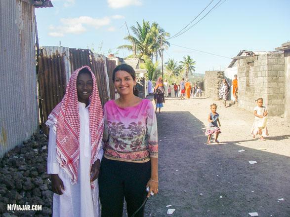 Edith del blog de viajes Mi viajar en Islas Comores