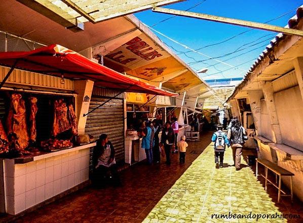 Productos del mercado en Bolivia - Blog Rumbeando por ahí
