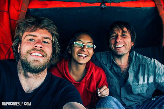 Viajar es compartir y aceptar al prójimo