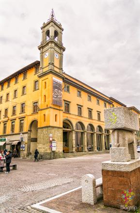 Palacio Pretoriano de Pontedera en La Valdera