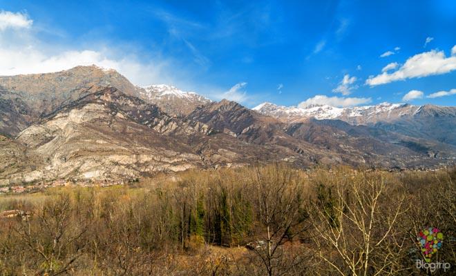 Viaje a los Alpes entre Francia e Italia