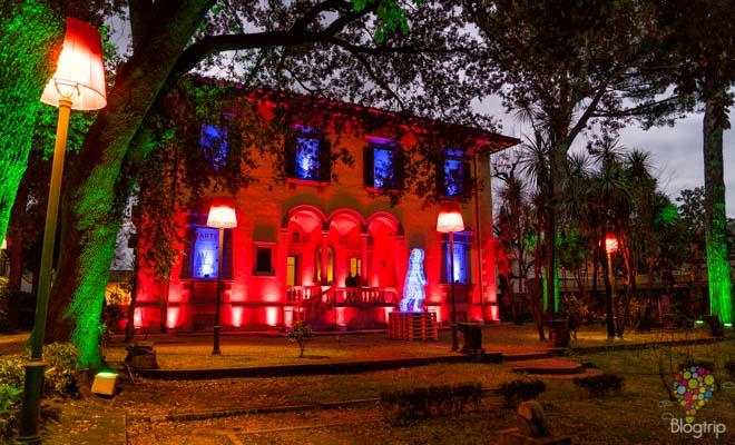 Visita de la Villa Crastan en Pontedera, La Valdera, Italia