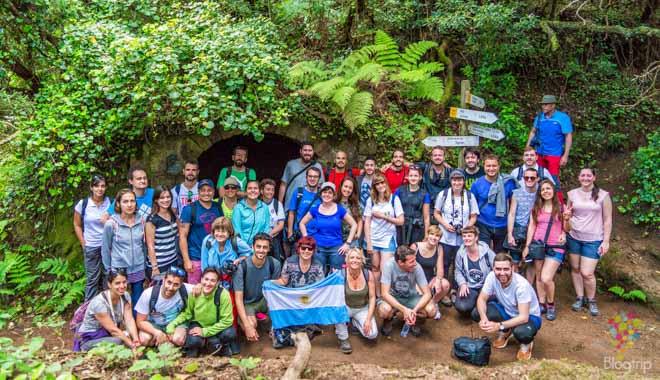 Trekking / senderismo en el Parque Rural Anaga en Tenerife #TBMTenerife