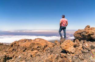Subir al Teide en teleférico visita del volcán Teide en Tenerife