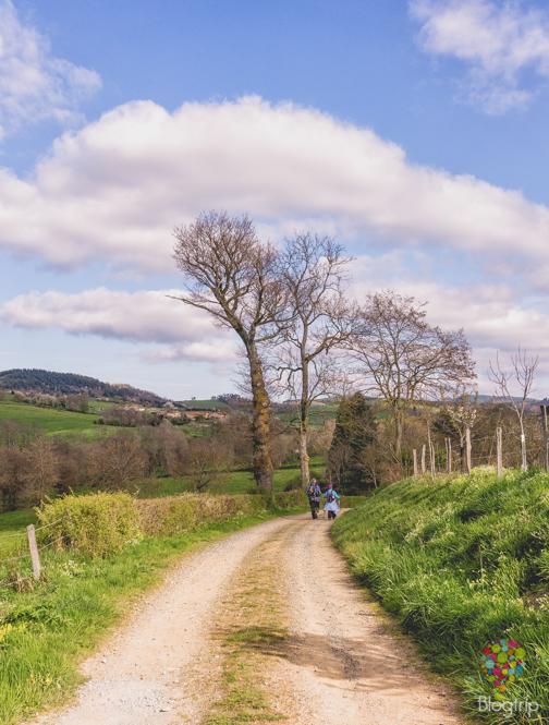 Camino de Santiago francés via Podiensis - Puy en velay Francia