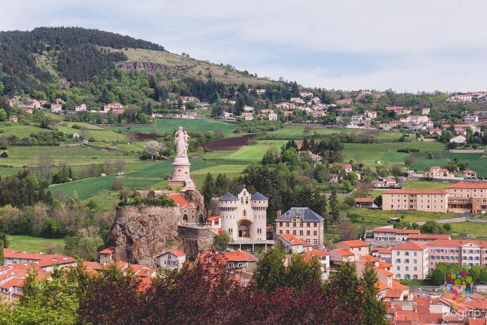Santuario San José de buena Esperanza Puy en Velay Francia