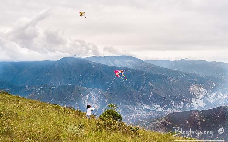 Cañón del Chicamocha en Santander guía de viajes por Colombia