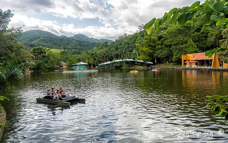Parque ecológico los Ocarros Villavicencio Colombia
