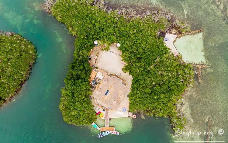 Viaje a Isla Múcura parque San Bernardo e islas del Rosario Colombia
