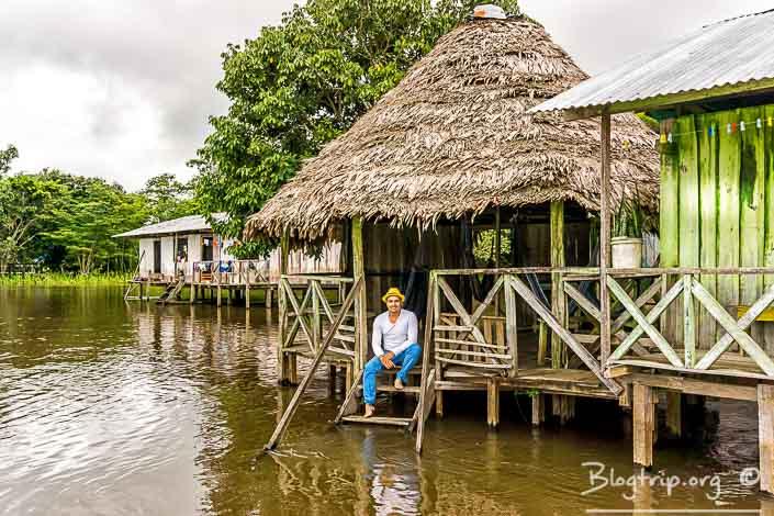 Viaje a Leticia Amazonas en la selva de Colombia