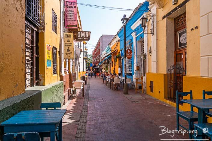 Visitar Santa Marta en el caribe de Colombia