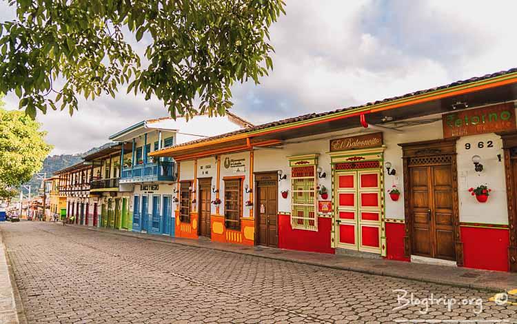 Visitar Jardín Antioquia pueblo bonito de Colombia