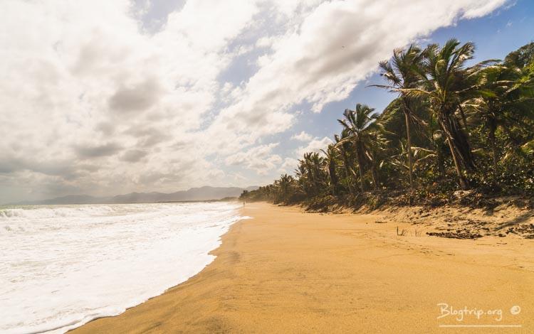 Playas parque natural Tayrona Sierra Nevada de Santa Marta Colombia
