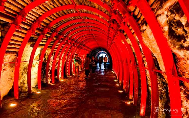 Visitar catedral de sal de Zipaquirá Colombia blog de viajes